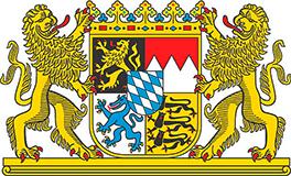 Logo des Freistaats Bayern